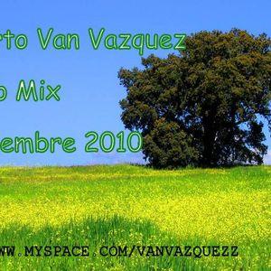 Alberto Van Vazquez - Promo Mix Septiembre 2010