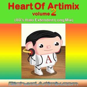 Heart Of Richard Artimix Volume 2 (80's Italo Extended Long Mix) Side A