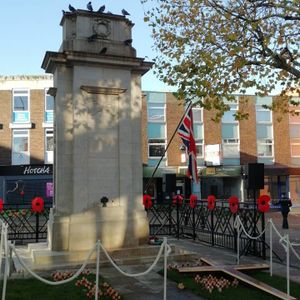 Remembrance Sunday 2018 Swindon
