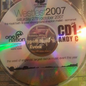 Andy C - Slammin Vinyl Westfest 2007 One Nation