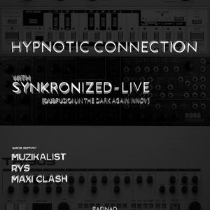 synkronized live @ hypnotic connection 20.01.2017