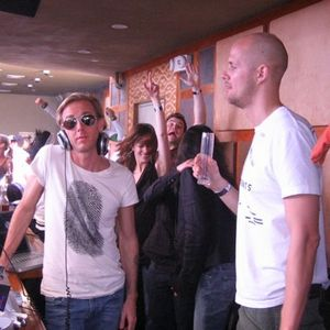 Richie Hawtin - Adam Beyer @ Mint 08.12.2006