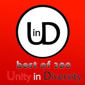 Unity in Diversity 200 (Best of) - with Kristofer on Radio DEEA (28-07-2012)