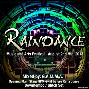 Raindance Set - Downtempo / Glitch Hop
