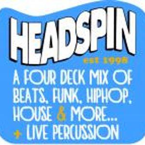 Colin Millar - Headspin Mix April '98