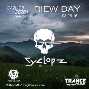 Cyclopz @ RIEW Day (03.16.16)