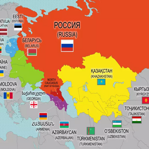 Post-Soviet states