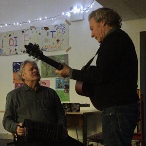Geoff Lakeman & Reg Meuross - 7th Sing Your Thing - 9th December 2016