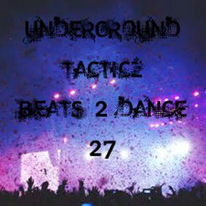 beats 2 dance 27
