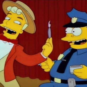 Episode 34 - 412 Marge Vs The Monorail And 413 Selma's Choice (with Neil James)