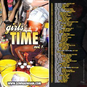 Dj WhaGwaan - Girls Time Vol. 1 (2012)