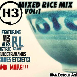 DETOUR ASIA & H3 present Mixed Rice Mix Vol.1