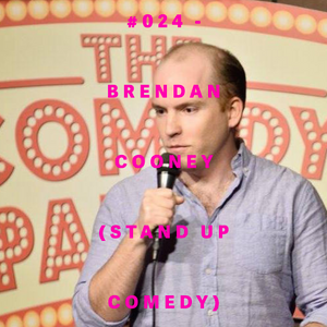 [Emc=Q] #024 - BRENDAN COONEY: Stand-Up Comic (Los Angeles)