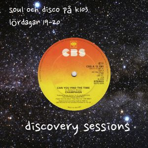 discovery sessions #4 - 21/11-2015