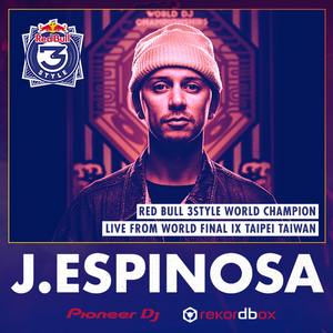 On The Floor – J. Espinosa Wins Red Bull 3Style World Championships IX in Taiwan
