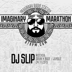 Imaginary Marathon. Day2. Dj Slip live @ 87bpm.com