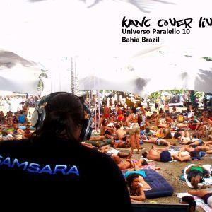 Kanc Cover live@Universo Paralello New Year's festival 2010, Bahia, Brazil