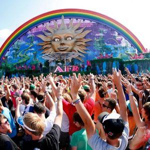 Tomorrowland 2012 Powermix