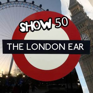 The London Ear on RTE 2XM // Show 50 // Like Swimming // Kate's Party // Sep 23 2014