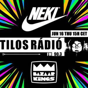 Neki - Mixtape for Tilos Radio (Budapest, Hungary)