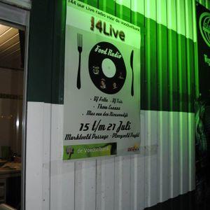 FoodRadio Uur 1 (Opening) Corné van Esch & Lesley Lancee (15-7-2013 12:00 - 13:00)