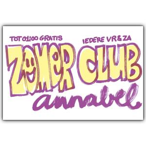 ZOMER CLUB LIVE SET ZAT 29 JULI @annabel