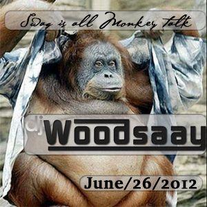 Swag is monkey talk