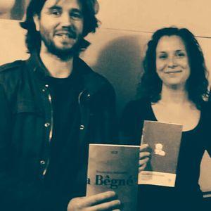 Yamila Bêgné y Fernando Krapp en Escribir en el Aire - 08.11.2015