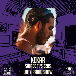Untz Radioshow 2019 - Kekar