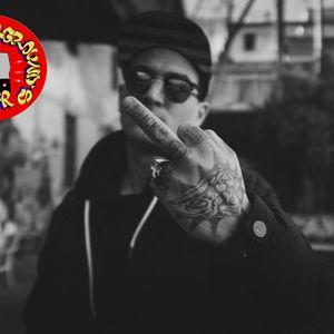 9 ° puntata con VEGAN (MC \ Rapper) 14/11/2016
