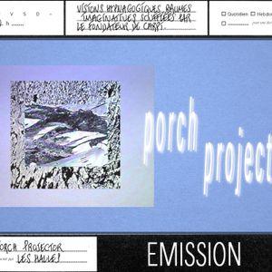 Porch Projector (21/05/16)