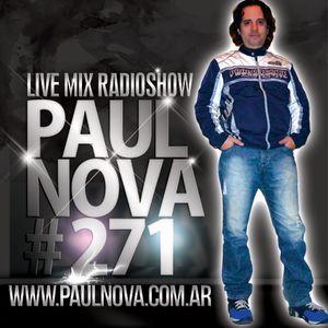 Paul Nova Live Mix 271