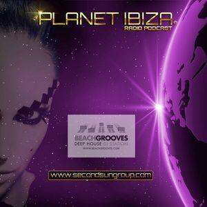 Planet Ibiza Radio Podcast #52 mixed by DJ HORO @ Beachgrooves - 2nd Hour