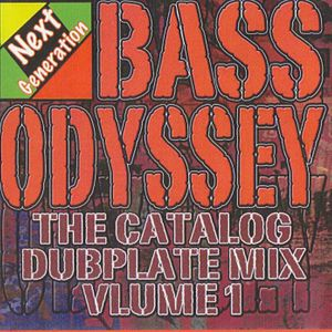 Bass Odyssey - The Catalog Dubplate Mix by Laurent Peppa ...