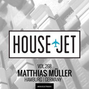 VOL.268 MATTHIAS MüLLER (HAMBURG, GERMANY)