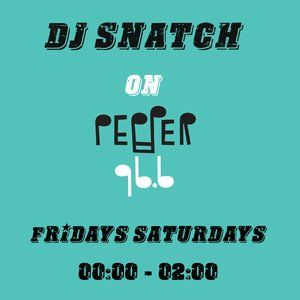 DJ SNATCH @PEPPER 96.6 (12.06.2015)