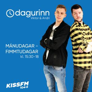 Dagurinn - 23.08.17