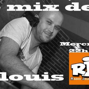 RJR CLUB Mercredi 5 Sept le Mix de Jean Louis