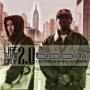 Boom-Live in the city 2.0 - by Dj Nemoz