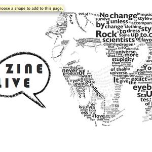 Zine Live - Roger Duran Extreme Blues Dog