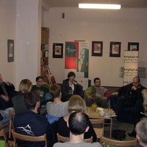 Łódź: Poezja zaangażowana. (2014-02-28)