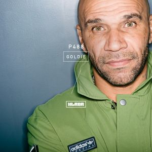 XLR8R Podcast 488: Goldie