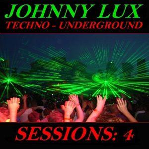 Dj Johnny Lux - Techno Underground Sessions 4