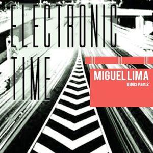 Miguel Lima - Electronic Time 2 (DjMix 2012)