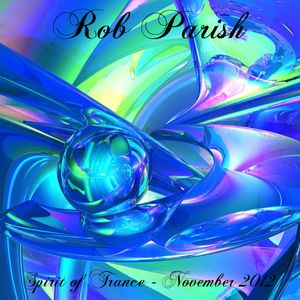 Rob Parish - Spirit of Trance - 1211