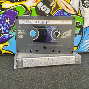 Boogie & The Barber w/Stretch Armstrong, Bobbito & DJ Premier Hot 97 WQHT February 22, 1998