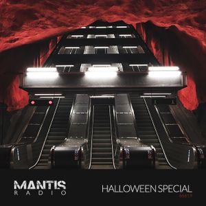Mantis Radio 66619 + Halloween Special