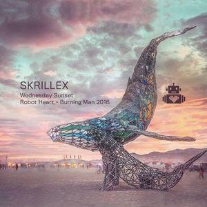 Skrillex – Robot Heart - Burning Man 2016