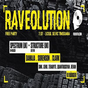 Raveolution Party Promo Mix (Mixed by Quantrussyan)