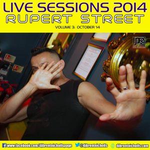 LIVE SESSIONS 2014: RUPERT STREET (OCT '14)